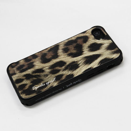 DPARKS JAGUAR LEATHER COVER - KHAKI