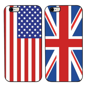 DPARKS NATIONAL FLAG(5TYPE) BLACK CASE