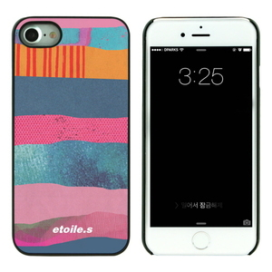 ETOILE.S SONG STRIPE BLACK CASE