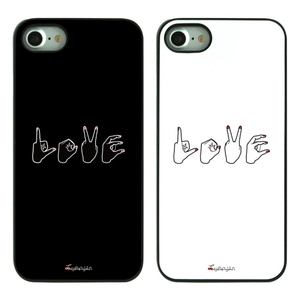 YEAJIN THE LOVE(4TYPE) BLACK CASE