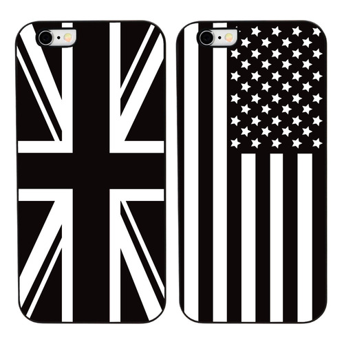 MONO NATIONAL FLAG(4TYPE) BLACK CASE