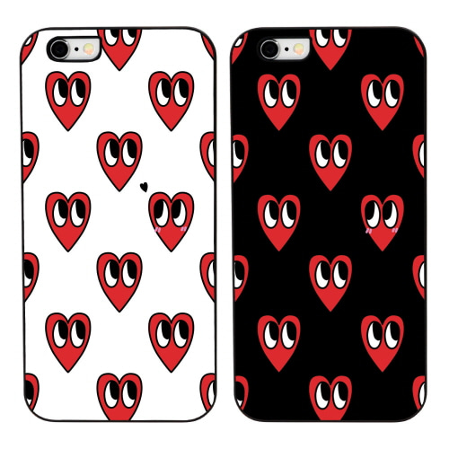 CHAJI SHY HEART(4TYPE) BLACK CASE