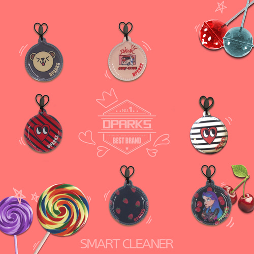 DPARKS SMART CLEANER RED EDITION
