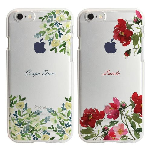 MOKSTER FLOWER 01 SERIES SOFT CASE