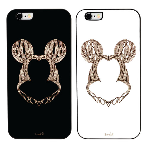 SORAGIL MICGIL LOGO(2TYPE) BLACK CASE