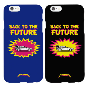 MOKSTER BACK TO THE FUTURE(2TYPE) ROUND CASE